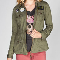 ASHLEY Womens Anorak Jacket 220347531 | Jackets | Tillys.com