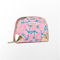 Zippity-do Makeup Bag- Delta Gamma - Lilly Pulitzer