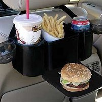 Style Auto Back Seat Organizer with Tray:Amazon:Automotive