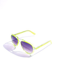 MICHAEL Michael Kors  Caicos Sunglasses, Lime or Fuchsia