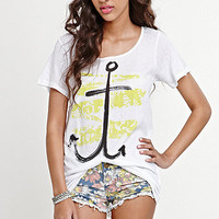 Volcom Ship Talking Boyfriend Tee at PacSun.com