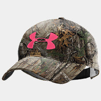 Women&#x27;s UA Camo Logo Adjustable Hat | 1230147 | Under Armour US