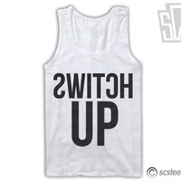 Switch Up Singlet x Tank Top - Big Sean &amp; Common Swerve 035