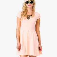 Crisscross Back Dress | FOREVER21 - 2050081582