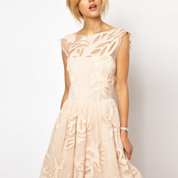 ASOS | ASOS Gothic Prom Dress at ASOS