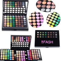 Amazon.com: 96 Color Eyeshadow - Matte and Shimmer: Beauty