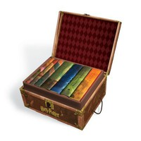 Harry Potter Hardcover Boxed Set: Books #1-7