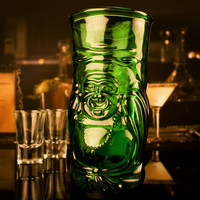 Lucky Buddha Beer Glass at Firebox.com