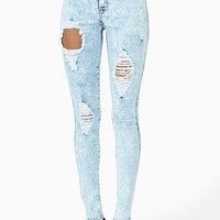 Search And Destroy Skinny Jeans