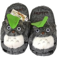 My Neighbor Totoro Plush Slipper