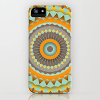 Mardi Gras Spin iPhone & iPod Case by Beth Thompson