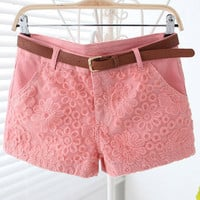 Lace Short