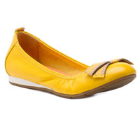 "Rue La La - Cole Haan ""Air Stacie"" Leather Flat"