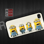 Despicable me Case iPhone 4 Case iPhone 4s Case iPhone 5 Case idea case movie case cartoon case