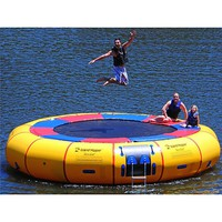 Island Hopper Acrobat 20 Foot Water Trampoline