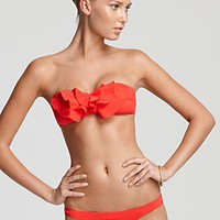 Zimmermann Frill Bandeau Top and Bottom | Bloomingdale&#x27;s