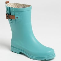 Chooka 'Top Solid Mid Height' Rain Boot (Women) | Nordstrom