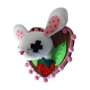 Plush-kill Wall Series - Berry Mouse