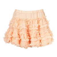 Cute Chiffon Layered Skirt