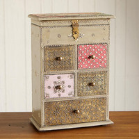 PATCHWORK JEWELRY BUREAU