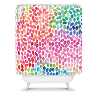 DENY Designs Home Accessories | Garima Dhawan Rain 5 Shower Curtain