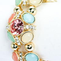 Crown Jewel Bracelet