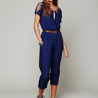 Free People Balinese Jumpsuit