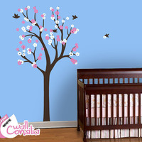 Nursery Tree Wall Decal Wall Sticker by WallConsilia