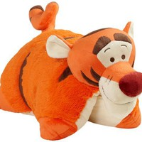 My Pillow Pets Authentic Disney Tigger 18-Inch Folding Plush Pillow, Large:Amazon:Home & Kitchen