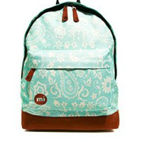 Mi Pac Vintage Floral Print Backpack at asos.com