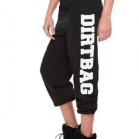 Dirtbag Sweatpants - Jac Vanek - Trends | GYPSY WARRIOR
