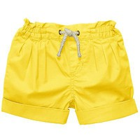 Carter&#x27;s Cuffed Woven Shorts - Toddler