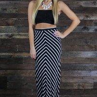 Love Seeker Maxi Skirt