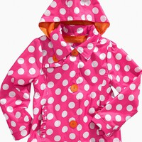 Pink Platinum Kids Jacket, Little Girls or Toddler Girls Sophia's Trench Coat - Kids Girls 7-16 - Macy's
