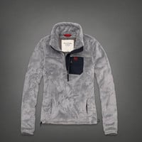 The A&amp;F Mountain Fleece Jacket