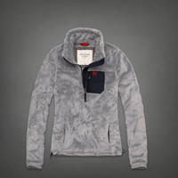 The A&F Mountain Fleece Jacket