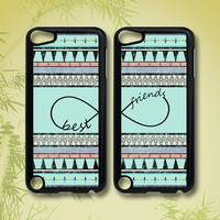 Aztec Best Friends - ipod 5 case ,ipod 4 case , iphone 4 case , iphone 5 case , ipod case, ipod touch case, infinite