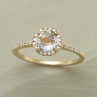 WHITE ROSE RING         -                  Gemstone         -                  Rings         -                  Jewelry                       | Robert Redford's Sundance Catalog