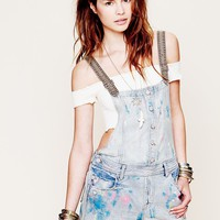 Free People Muddy Waters Overall