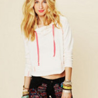 Jen's Pirate Booty Guipil Rodeo Cutoff Shorts at Free People Clothing Boutique