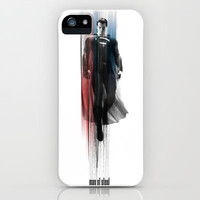 Superman iPhone & iPod Case by Justjeff