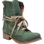 Hydra Combat Boot - Green - Accessories | GYPSY WARRIOR