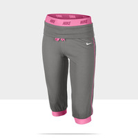 Check it out. I found this Nike Victory Girls' Capris at Nike online.