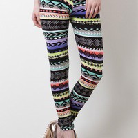 Hip Tribe Leggings