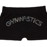 Amazon.com: Gymnastics Stretch Shorts: Clothing