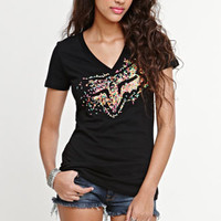 Fox Excite V Neck Tee at PacSun.com