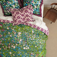 Anthropologie - Rosemoor Duvet