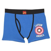 Marvel Comics Captain America Boxer Briefs - 309241