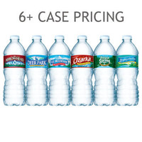 Nestlé Waters Bottled Spring Water 1/2-Liter 24ct 6+ Case Pricing NLE 101243