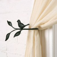 UrbanOutfitters.com > Bird on Branch Curtain Tie Back